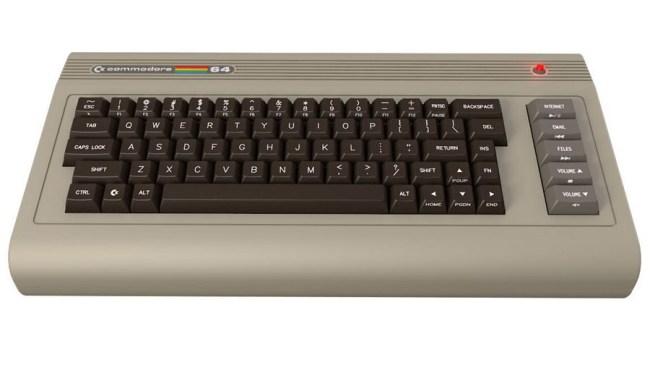 Commodore 64. Самый популярный ПК в истории, несмотря на довольно скромный внешний вид