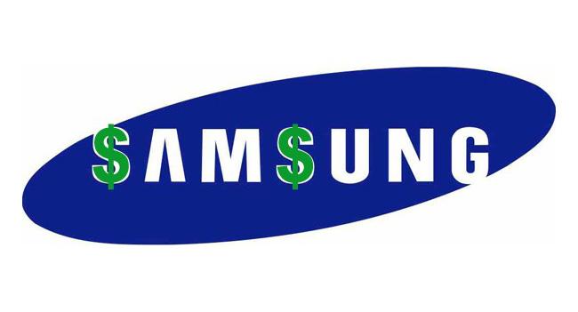Samsung смогла нарастить прибыль благодаря успешным продажам мобильных устройств