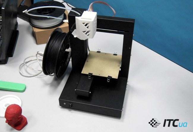 3D-принтер в Украине как реальность: знакомимся с Up Plus