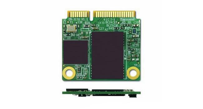 Transcend анонсировала компактный SSD MSM610
