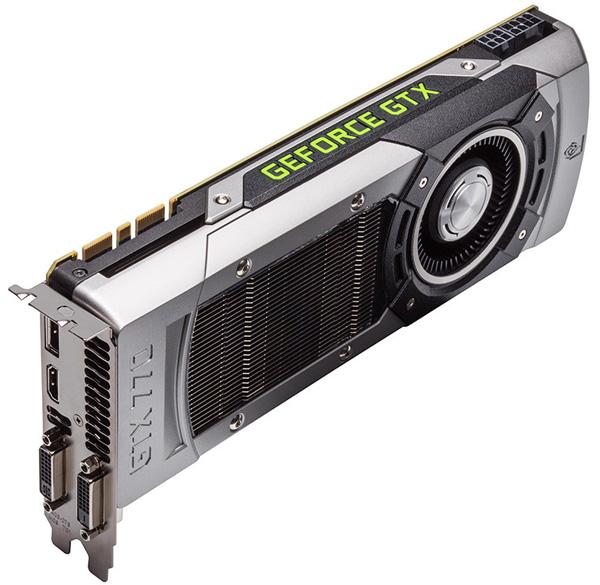 NVIDIA представила видеокарту GeForce GTX 770