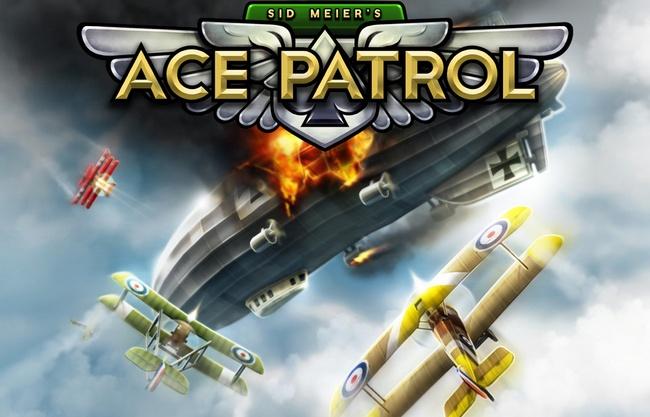 Sid Meier's Ace Patrol: охота за Красным бароном