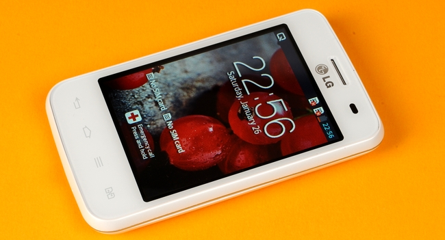 LG Optimus L3 II Dual Intro