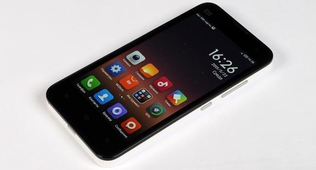 Xiaomi Mi-2 Intro