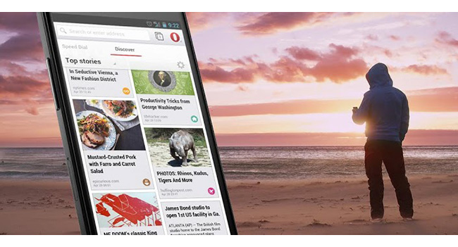 Вышла финальная версия браузера Opera для Android