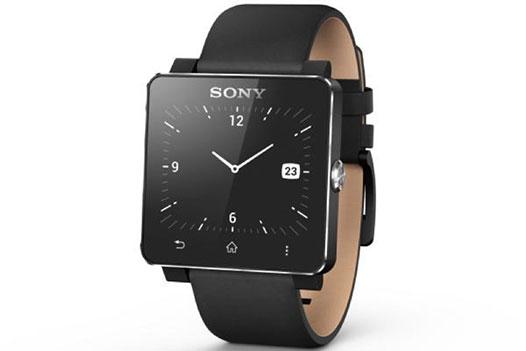 SmartWatch 2 - вторая модификация умных часов Sony