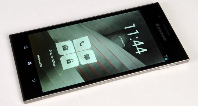 Lenovo Ideaphone K900 Intro