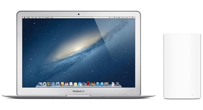 Apple внедрила поддержку Wi-Fi 802.11ac в AirPort Extreme и AirPort Time Capsule