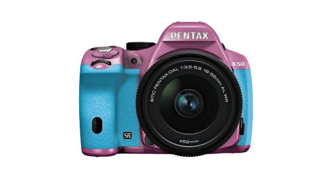 Pentax анонсировала зеркальные камеры K-50 и K-500, а также беззеркальную модель Q7