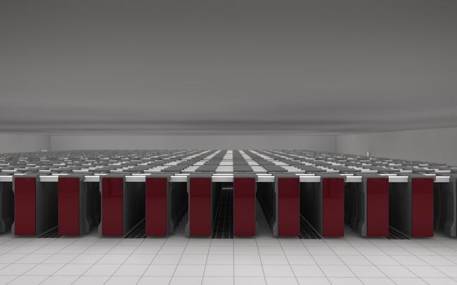 Величественный на вид K computer