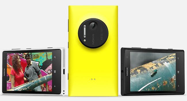 Nokia Lumia 1020 intro