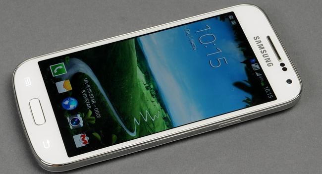 Samsung Galaxy S4 mini intro