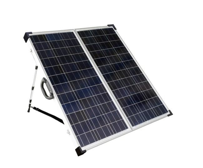 Портативная солнечная панель Solarland мощностью 130 Вт и стоимостью $860