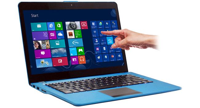 IDC: лишь 10-15% ноутбуков, проданных в этом году будут оснащены сенсорными дисплеями