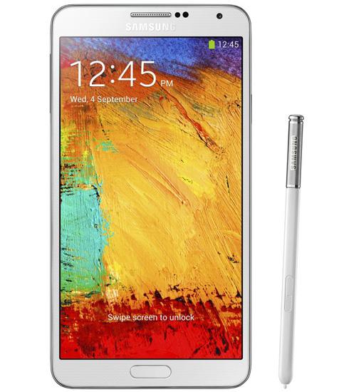 Состоялся релиз смартфона Samsung Galaxy Note 3