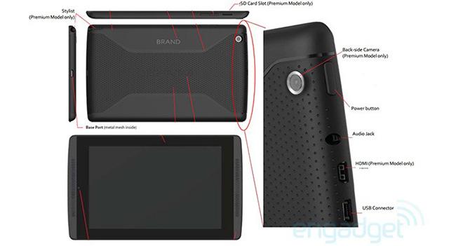 NVIDIA подготовила к выпуску планшет Tegra TAB