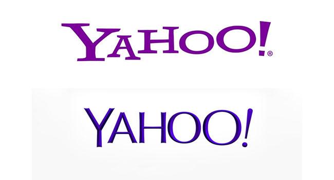 Yahoo! представила свой новый логотип