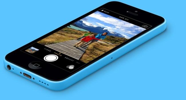 Обзор смартфона Apple iPhone 5C