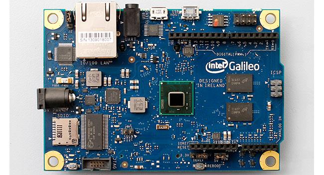 Глава Intel объявил о сотрудничестве с Arduino и представил плату Intel Galileo