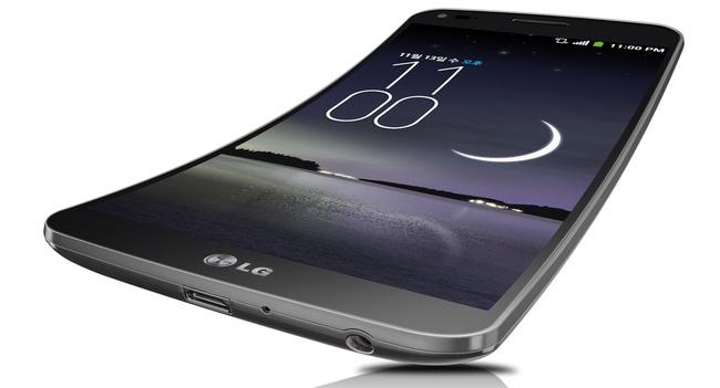 LG официально анонсировала изогнутый смартфон G Flex