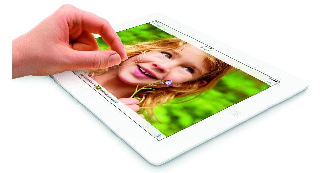 Agawi: дисплеи планшетов Apple обладают наименьшим временем отклика