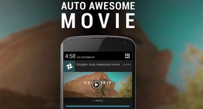 В Google+ появится функция автоматического улучшения загруженного видео