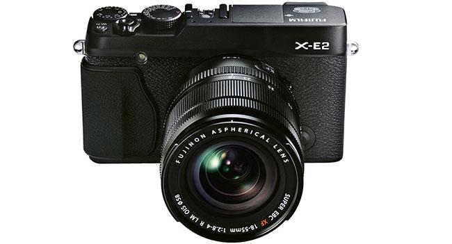 Fujifilm представляет в Украине камеры X-E2 и XQ1