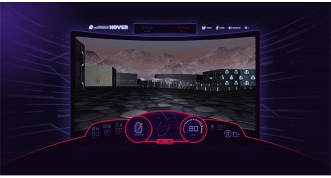 Microsoft выпустила браузерную версию игры Hover
