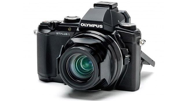 Olympus анонсировала камеру STYLUS 1 со светосильным 10,7-кратным зумом