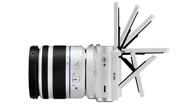 Samsung выпустила обновленную камеру NX300 - NX300M