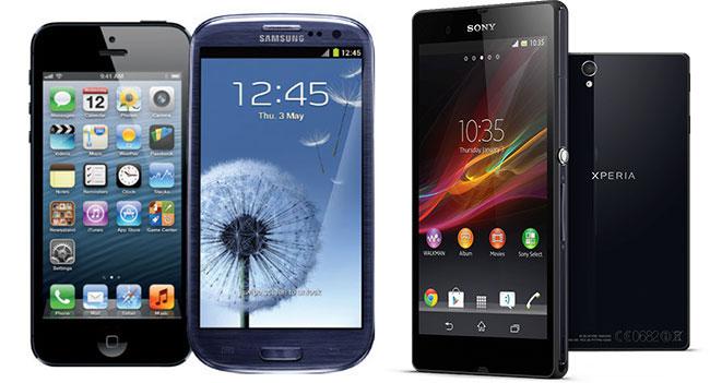 Gartner: в третьем квартале было продано 456 млн мобильных телефонов и смартфонов