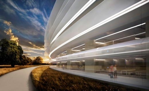Apple получила окончательное разрешение на строительство нового кампуса