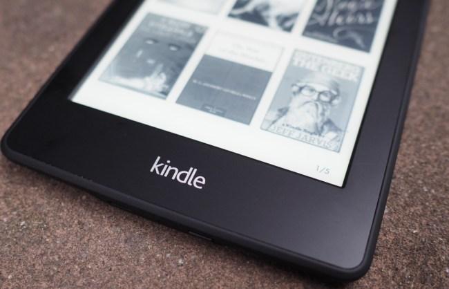 Новый Amazon Kindle Paperwhite с экраном плотностью 300 PPI выйдет весной 2014 года