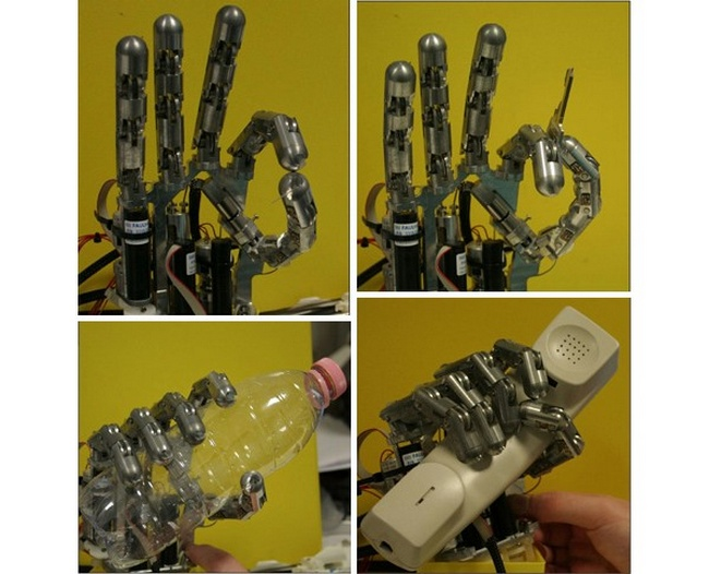 Smart Hand
