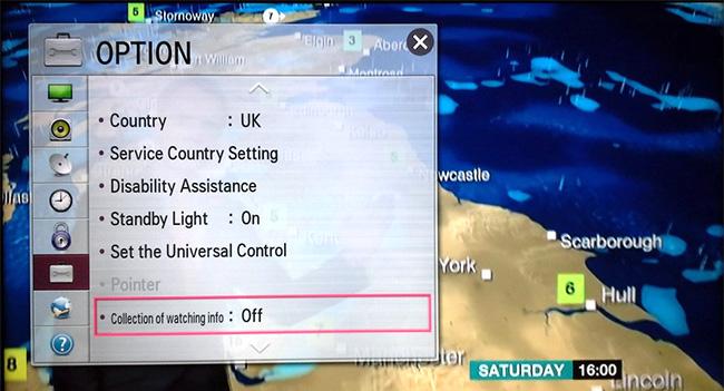 Телевизоры LG Smart TV продолжают сбор данных об активности пользователя даже после отмены соответствующей опции