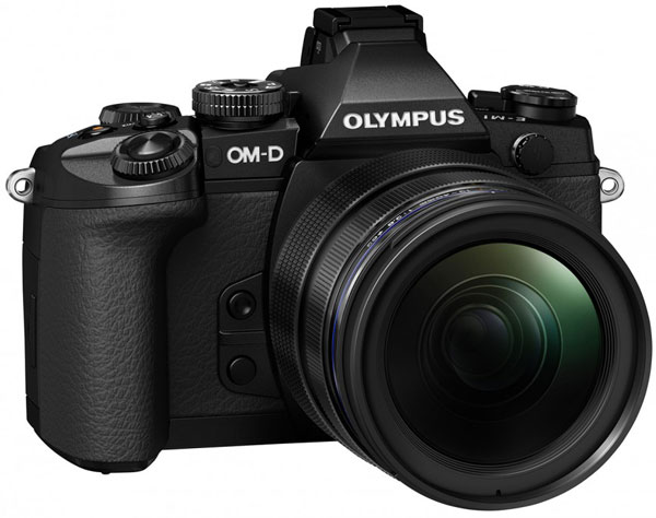 В Украине начались продажи камеры Olympus OM-D E-M1 стандарта Micro Four Thirds