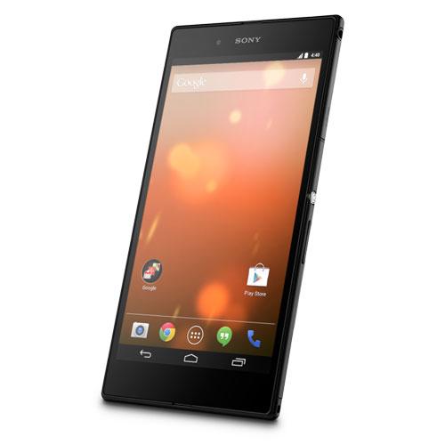 В Google Play начинаются продажи белого Nexus 7 и версий Google Play Edition LG G Pad 8.3 и Sony Z Ultra