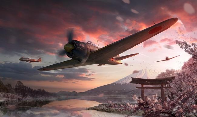 WoWP_Artwork_Japan_WarPlanes