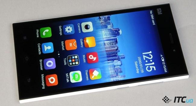 Xiaomi Mi3 01