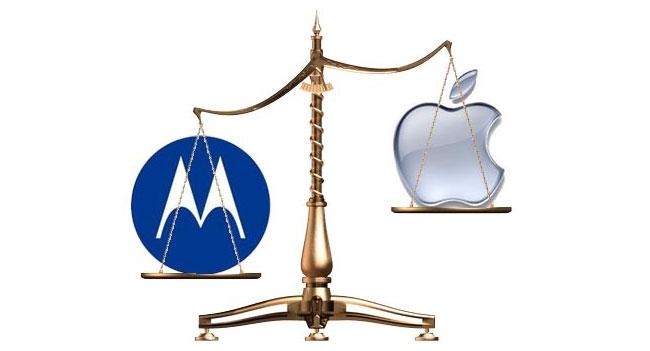 Апелляционный суд постановил, что Apple не нарушает патент Motorola