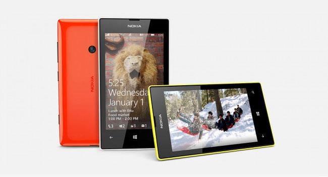 Nokia представляет в Украине смартфон Lumia 525