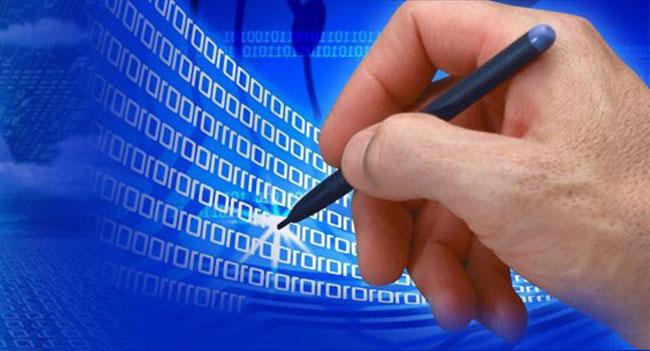 В Украине создается система электронной цифровой подписи