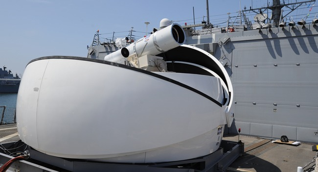 Laser Weapons System