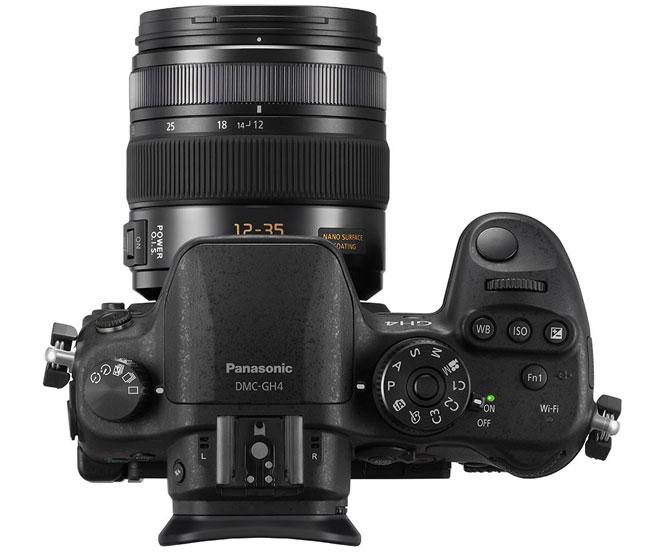 Panasonic анонсировала беззеркальную камеру Lumix GH4 с поддержкой записи видео в разрешении 4K