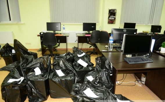 В Украине могут запретить изъятие компьютеров, серверов и телефонов в рамках обысков