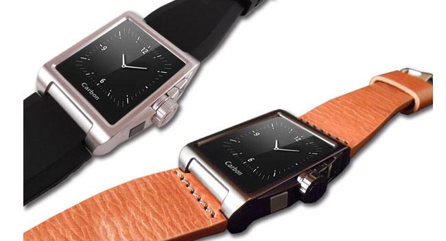 Carbon - носимое зарядное устройство для смартфонов