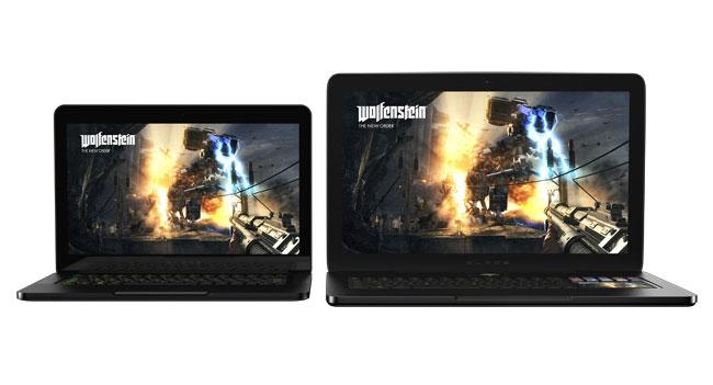 Razer обновила игровые ноутбуки Blade новыми GPU NVIDIA Maxwell