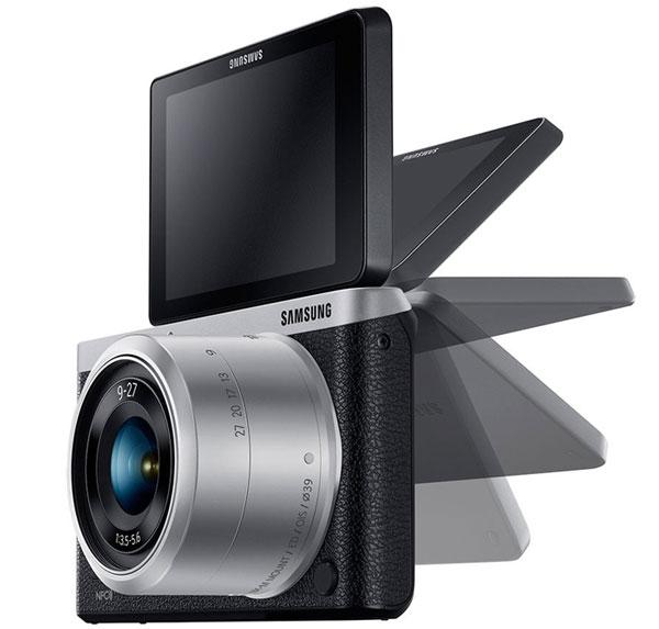 Samsung выпустила беззеркальную камеру NX mini