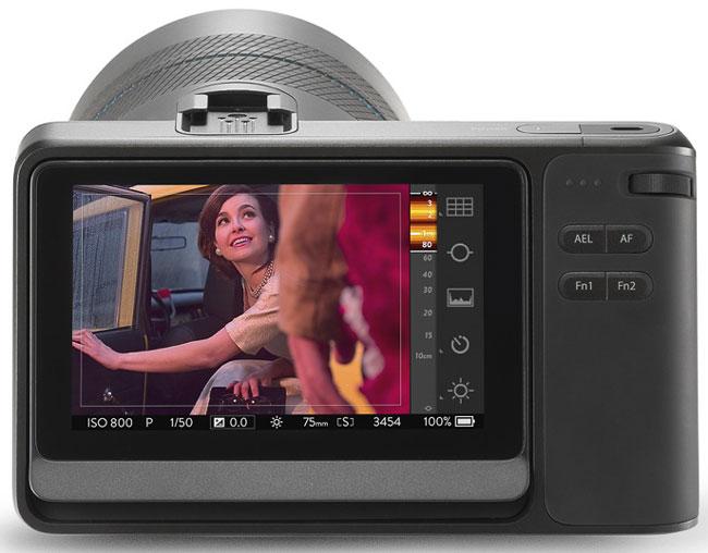Lytro анонсировала камеру Illum, позволяющую изменять точку фокусировки после съемки