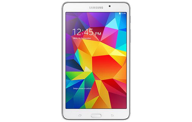 Samsung выпустит три модели планшетов Galaxy Tab 4